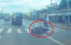 Những pha bẻ lái xuất thần tránh tai nạn thảm khốc y như phim hành động
