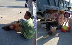 Tin TNGT mới nhất ngày 3/12: Thanh niên chở 2 cô gái bị cuốn vào gầm xe tải