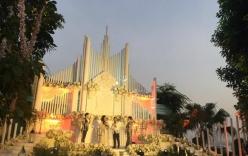 Toàn cảnh đám cưới xa hoa bậc nhất Hà Thành của MC Mai Ngọc