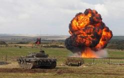Quân đội Anh đẩy lùi binh đoàn tăng Nga trong diễn tập
