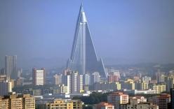 Khách sạn biểu tượng quyền lực của Kim Jong-un