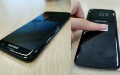 Galaxy S7 Edge màu đen bóng sẽ ra mắt vào ngày 9/12 tới