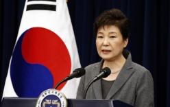 Hàn Quốc ra dự thảo luận tội Tổng thống Park Geun-hye