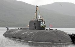 Chiếc tàu ngầm Nga khiến tàu sân bay Mỹ khiếp vía