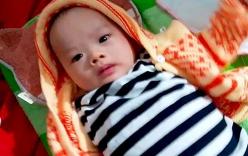 Bé trai khoảng 3 tháng tuổi bị bỏ rơi bên đường lúc rạng sáng