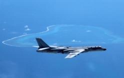 Trung Quốc điều máy bay ném bom hạt nhân tuần tra Biển Đông