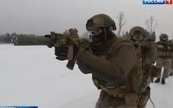 Video: Cận cảnh đặc nhiệm Nga tiêu diệt phiến quân IS ở Syria