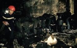 Đại lý vé số miền Tây cháy dữ dội, 4 người mắc kẹt kêu cứu