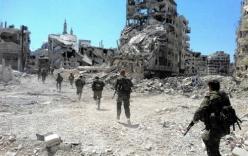 Đặc nhiệm tinh nhuệ Nga  nổ súng tiêu diệt phiến quân IS tại Syria
