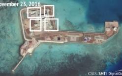 Bộ Ngoại giao Philippines không phản đối Trung Quốc quân sự hóa Biển Đông