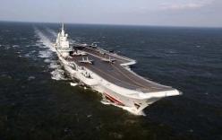 Tàu sân bay Trung Quốc đi qua phía nam Đài Loan, Nhật theo dõi sát sao