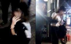 Người phụ nữ bị một nhóm người đánh ghen dã man ở Đắk Lắk