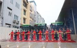 Buýt nhanh hơn 53 triệu USD chính thức đi vào hoạt động