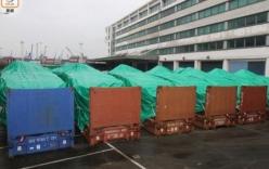 Rộ tin 9 xe bọc thép Singapore bị Hong Kong thu giữ đã