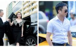 Hà Hồ, Cường đô la gây xôn xao khi mang siêu xe đến quay MV cho Mr Đàm