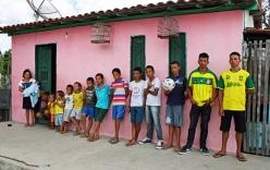 6 gia đình đông con nhất trên thế giới