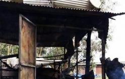 Ở nhà một mình, bé trai 5 tuổi bị lửa thiêu tử vong