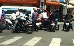 Cảnh giác chiêu thức dàn cảnh cướp xe táo tợn khi cận Tết