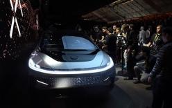 Faraday ra mắt mẫu xe điện siêu đẹp,