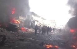 Ai Cập: Đánh bom xe nhằm vào sở cảnh sát