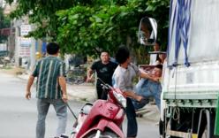 Hai nhóm thanh niên hỗn chiến giữa đường