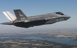 Phi đội tiêm kích tàng hình F-35 Mỹ lần đầu tác chiến ở nước ngoài