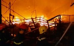 Cháy lớn tại công ty Suzuki, nhiều mét vuông nhà xưởng bị thiêu rụi
