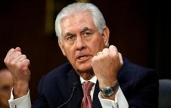 Trump chỉ định người muốn cấm Trung Quốc ở Biển Đông làm ngoại trưởng