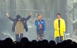 BigBang đầy cảm xúc trong tiết mục cuối cùng trước khi chia tay fan