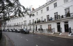 Nhà nằm trên phố đắt nhất London bị đẩy giá lên gần 21 triệu USD