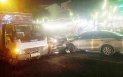 Tin tai nạn giao thông mới nhất ngày 18/1: 5 xe tông nhau liên hoàn, 2 phụ nữ nguy kịch