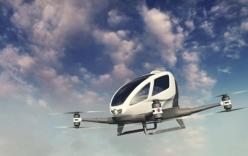 Ôtô bay có thể thành taxi, giá cước 1USD/km