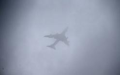 Mưa bão khiến chuyên cơ chở Obama 3 lần hạ cánh bất thành