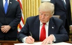 Nhậm chức vài giờ, Trump xóa chính sách của Obama trên trang web Nhà Trắng