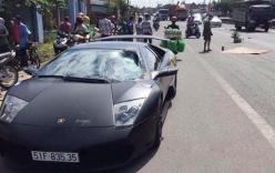 Thông tin mới vụ Lamborghini gây tai nạn