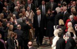 Video: Tổng thống Trump và gia đình đi cầu nguyện ở nhà thờ