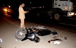Tin TNGT mới nhất ngày 24/1: Đâm phải người bán quất, 2 nạn nhân nguy kịch