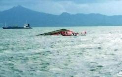 Lật phà tại Malaysia, 39 người chết và mất tích