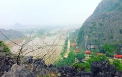 Du xuân: Về đất cố đô khám phá vẻ đẹp của Hang Múa