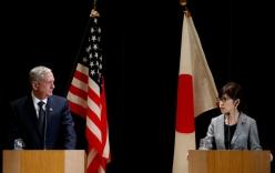 Nhật bác khả năng hoạt động quân sự cùng Mỹ ở Biển Đông