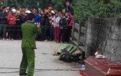 Một phụ nữ tẩm xăng tự thiêu giữa đường ở Hưng Yên