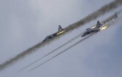 Không quân Nga diệt gần 900 mục tiêu khủng bố ở Syria
