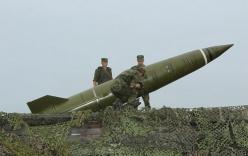 Mỹ tố Nga đưa số tên lửa đạn đạo lớn chưa từng có tới Syria