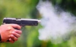 Chủ quán nhậu bắn chết người bằng súng tự chế