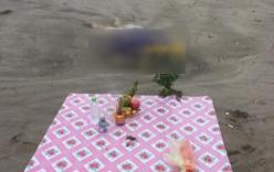 Phát hiện thi thể nữ giới đang phân hủy trôi dạt vào bờ biển
