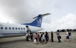 Máy bay chở 59 người đi Côn Đảo phải quay về Tân Sơn Nhất