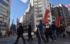 Cuộc biểu tình phản đối Valentine của nhóm đàn ông