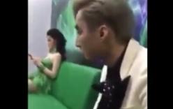 Xôn xao clip Đông Nhi chảnh khi bơ Sơn Tùng trong hậu trường