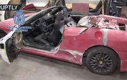 Bắt 3 đối tượng sản xuất siêu xe Ferrari và Lamborghini \