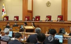 Bê bối Tổng thống Hàn Quốc: Bà Park muốn hoãn luận tội